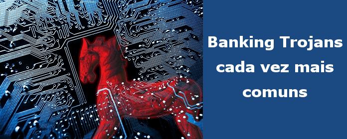Ameaça silenciosa: modificações de Trojans móveis bancários atingem recorde histórico