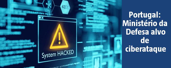 """Portugal: Ministério da Defesa alvo de ciberataque"""" width="""