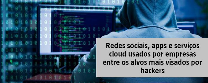"""Portugal """"Redes sociais, apps e serviços cloud usados por empresas entre os alvos mais visados por hackers width="""