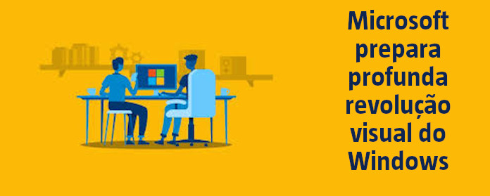 "Microsoft prepara profunda revolução visual do Windows"" width="